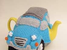 Citroen 2CV Tea Cosy Knitting Pattern