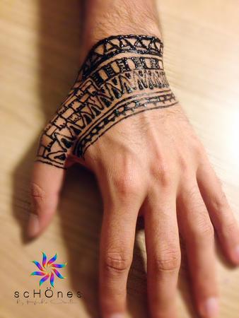 henna tattoo temporaere tattoo bodypainting vorlagen