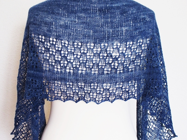 Harmonia - shawl for beginners