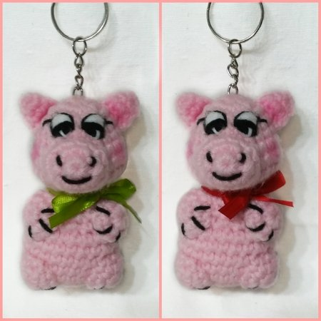 Little pig | Free amigurumi and crochet toy patterns | lilleliis | 450x450