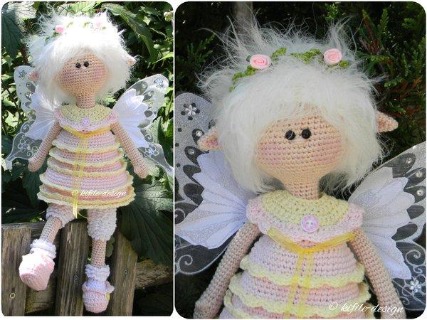 Elfe Häkeln Amigurumi Puppe Häkeln
