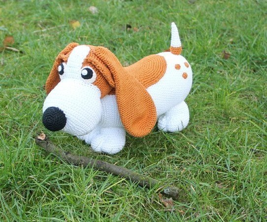 Snoopy the beagle pattern