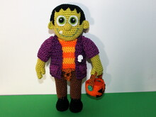 frankenstein junior crochet ebook