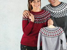 "Strickanleitung Damenpullover ""Ideal"" 759045"