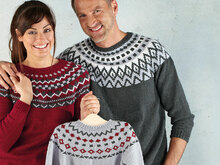"Strickanleitung Herrenpullover ""Ideal"" 759044"