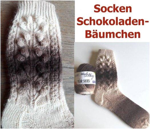 Socken stricken // warm und kuschelig /// DIY