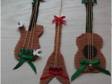 Guitar Ornaments PDF Patter