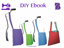 PDF E-Book Tutorial and Pattern Reversible Bag Anne