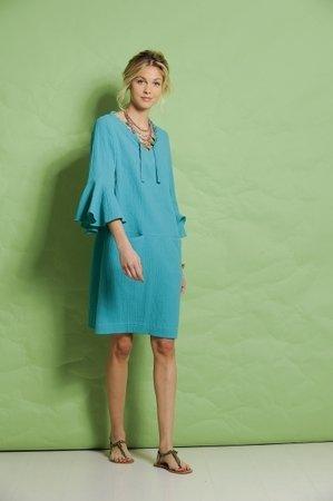8b67572659e4cb Musselin kleid damen nahen – Stylische Kleider für jeden tag