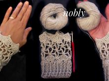 Wärmende Handschuhe Und Stulpen Häkeln Crazypatternsnet