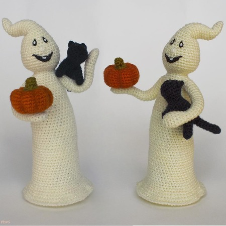 Happy Halloween cross stitch pattern (1) - free cross stitch ... | 450x450