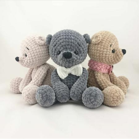 Häkelanleitung - Teddy Timmy | Teddy häkeln, Häkelanleitung, Tiere ... | 450x450