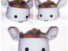 Pattern Basket PDF english-deutsch-dutch ternura amigurumi