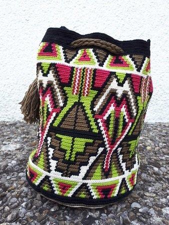 Tapestry Beutel Häkeln Mochila Tasche