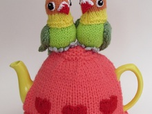 Lovebirds Tea Cosy