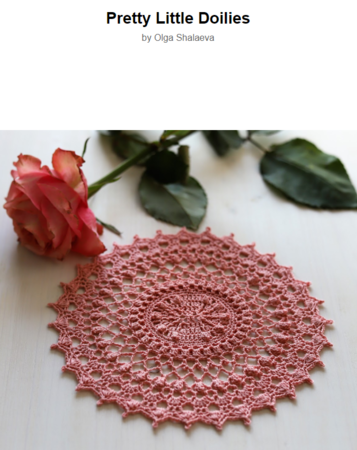 Pretty Little Doilies