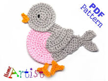 Popular Bird Crochet Pattern