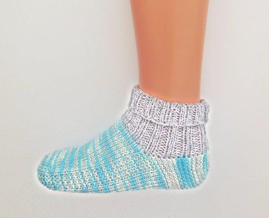 Sparset - Socken stricken ohne Ferse