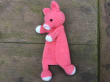 Amigurumi Doll Piggy Crochet Pattern