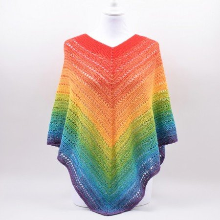 Classical Attitude Poncho - Adults