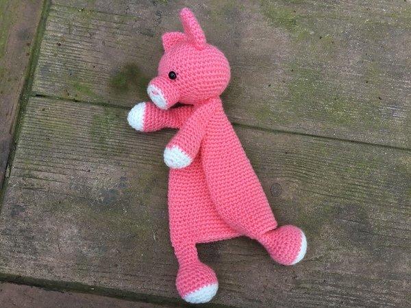 Amigurumi Puppe Ferkel Häkeln Häkelnanleitung