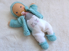 Crochet cat Murzik pattern | Amiguroom Toys | 165x220