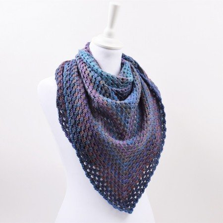 Dream Colour Shawl