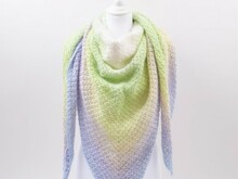 Winter Happiness Shawl