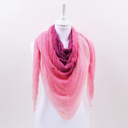 Simple Lines Shawl - Twirls Deluxe