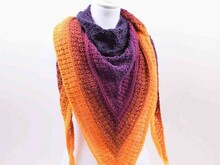 Timeless shawl - Twirls Deluxe