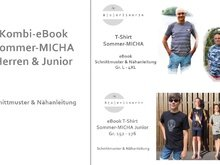 Kombi E-Book Shirt Micha PlusSize & Junior