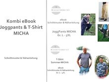 Kombi E-Book Shirt & Joggpants Micha PlusSize