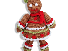 Gingerbread Christmas Girl