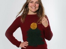 Juliana Christmas Sweater