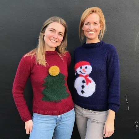 Julia Christmas Sweater