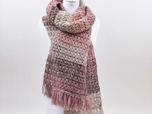 Lollipop Melange Scarf