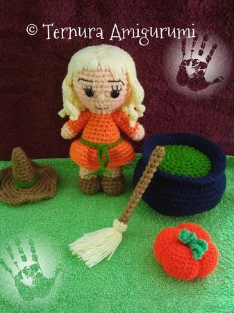 Amigurumi Lilly Doll | Etsy | 450x337