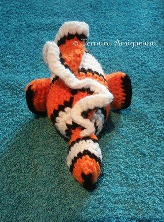 Nemo amigurumi crochet toy   Rahooqa   450x332