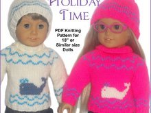 Doll clothes - Holiday Time