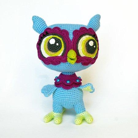 Crochet Eyes Tutorial - An Alternative To Plastic Safety Eyes ... | 450x450