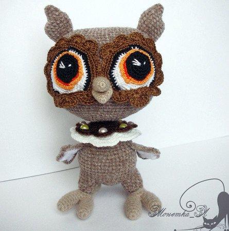 Crochet Santa Claus • Sewrella   450x445