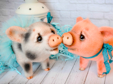 210 Crochet Pattern - Cute Little Pig - Amigurumi soft toy PDF file by Ogol CP