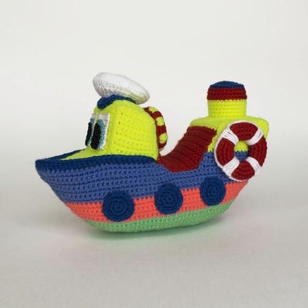 boat – Amigurumi Patterns | 450x450