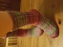 Socks Winter path 38/43