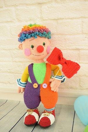Ravelry: Matryoshka Dolls Crochet Amigurumi Patterns pattern by ... | 450x300
