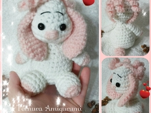 crochet pattern Sophie dog PDF ternura amigurumi english