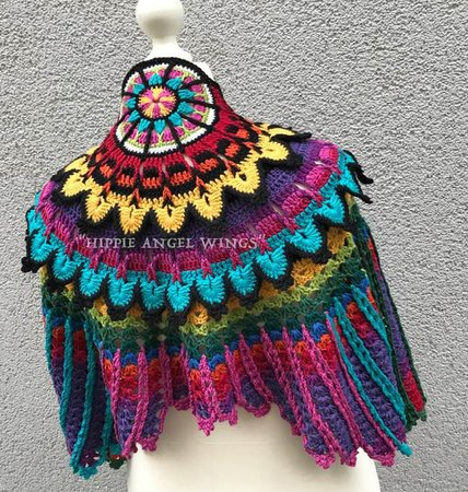 """HIPPIE ANGEL WINGS"""