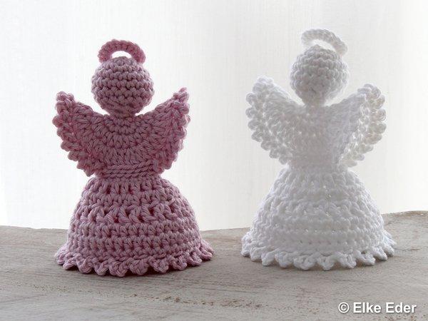 Engel Häkeln Weihnachtsengel Beleuchtet