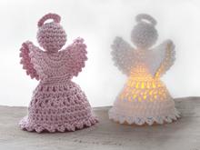 Engel Häkeln Zwei Varianten Wunderschön