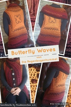 Weste Waves of Butterfly